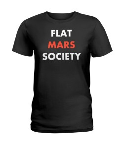 Flat Mars Society Classic T-Shirt