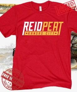 ReidPeat Kansas City Football Official T-Shirt
