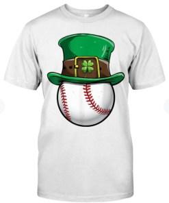 Baseball St Patricks Day 2021 Shirt