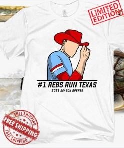 REPS IN TEXAS 2021 TEE SHIRT