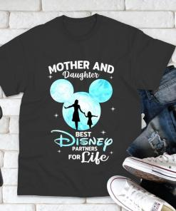 2021 Mother and Daughter Shirt, Best Disney Partners Shirt,Mom Life Shirt,Mom Gift Disney Shirt, Mother's Day Gift