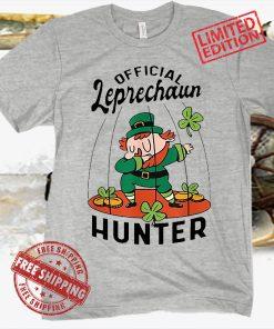 Leprechaun Hunter St. Patrick's Day 2021 Classic T-Shirt