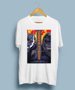 Godzilla vs Kong Tshirt, King Of Monsters Movie, Kaiju Godzilla Kong Tshirt, The King Of The Earth, Special Unique TShirt, Hoodies