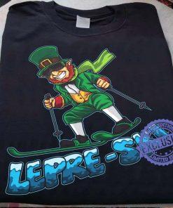 Lepre ski shirtLepre ski classic t-shirt