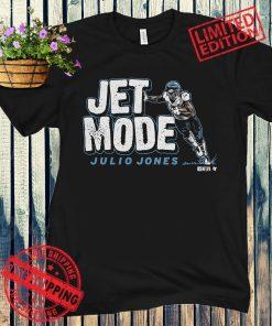 Julio Jones Jet Mode Official Shirt