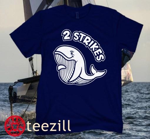 David Cone- 2 Strikes Shirt