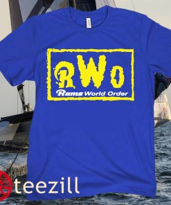 L.A RWO Rams World Order Shirt