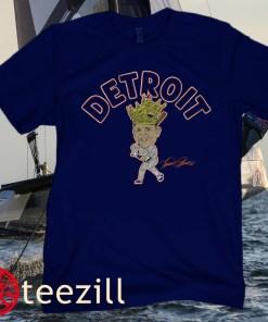 Miguel Cabrera Miggy 500 Detroit Baseball Shirt
