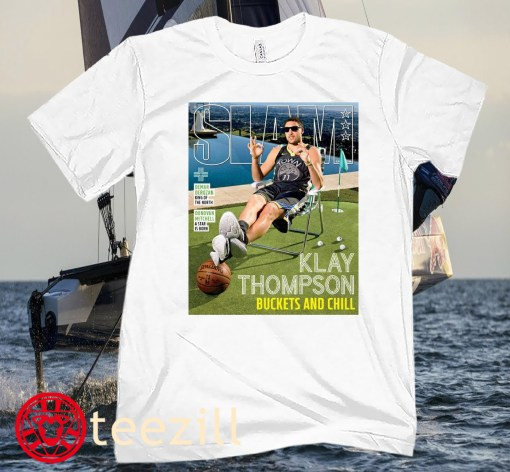 Official Klay Thompson Posters 215 Tee