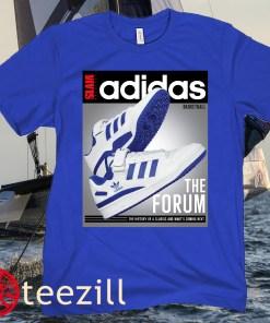 Poster Baseball The Forum T-Shirt