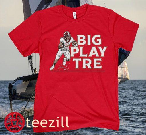 Big Play Tre T-Shirt CFB - Licensed by Tre Turner
