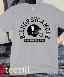 Bishop Sycamore Shirt USA Football