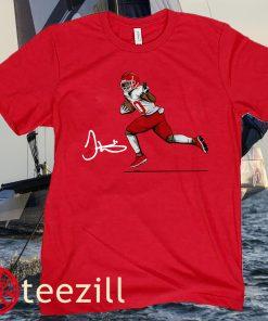 Tyreek Hill Deuces T-Shirts Hoodie Kansas City Chiefs