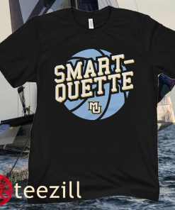 Marquette Smartquette Basketball Unisex Shirt