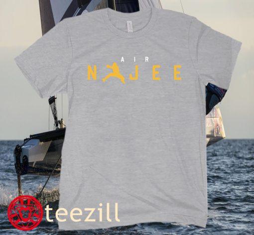 Najee Harris- Air Najee Logo Shirt