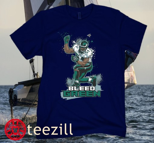 Nick Sirianni - Bleed Green Jeremiah Trotter Classic T-Shirts