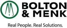 Bolton and Menk logo