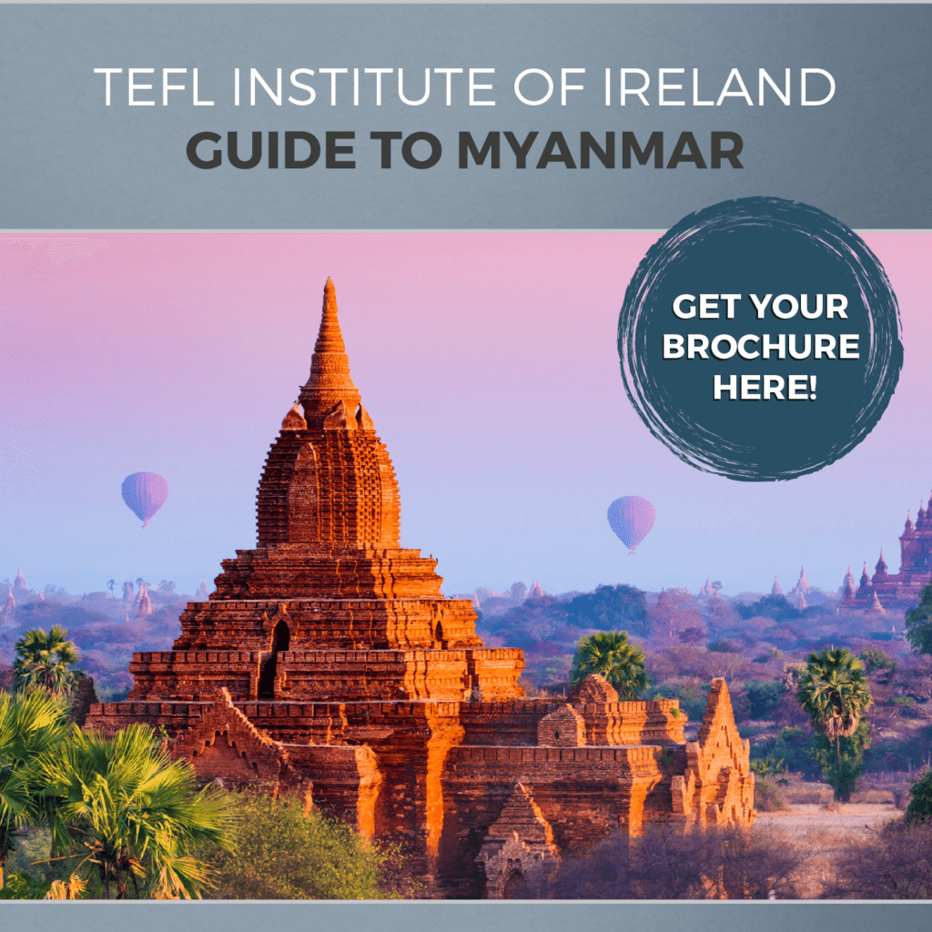 Image for Teach English in Myanmar for an authentic teaching and travel experience