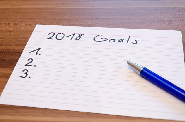 Let's Talk About New Year's Resolutions
