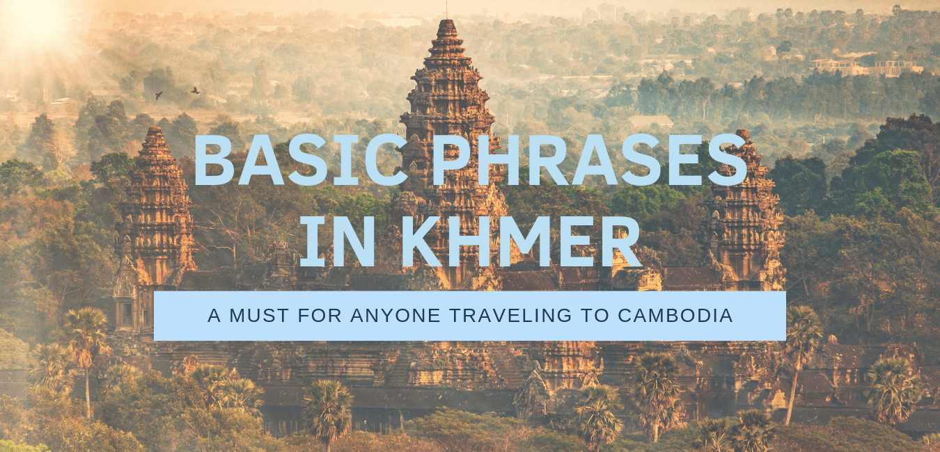 Key phrases in Khmer