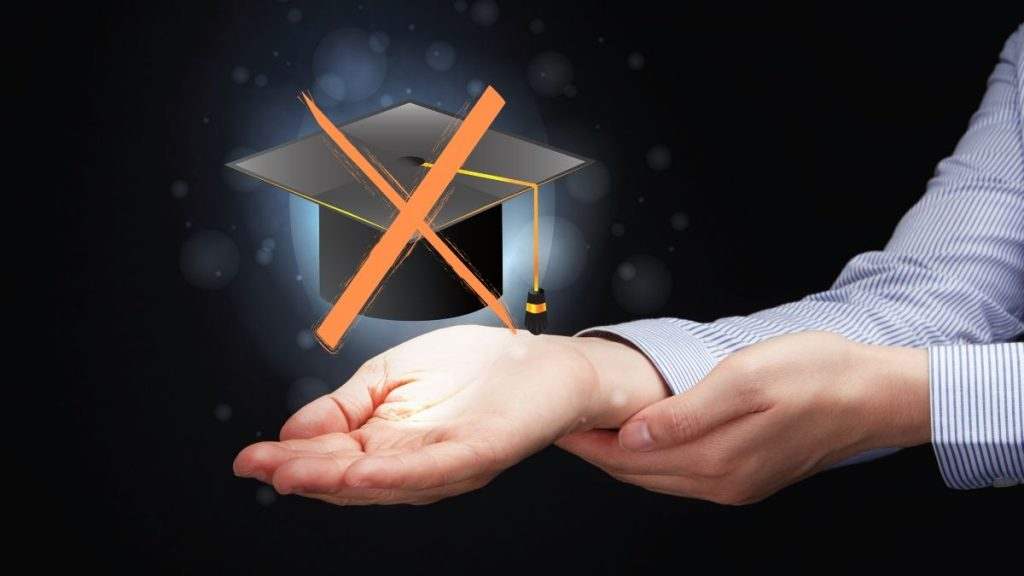 Teach abroad without a college degree