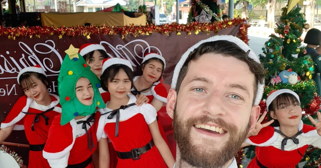 Irish abroad: Travelling as a couple and teaching in Thailand!