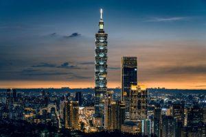 where to teach english in asia: Taiwan