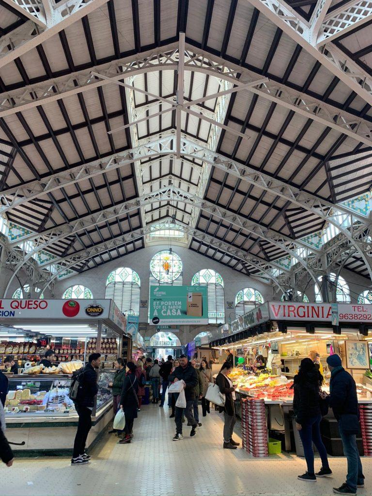 food market Spain