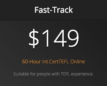 60 Hour Online TEFL course