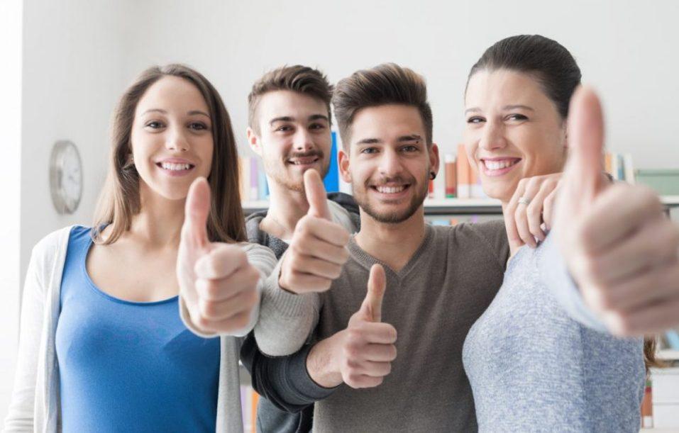TESOL students and graduates recommending TEFL Online Pro.