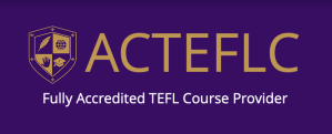TEFL Online Pro is fully accredited by ACTEFLC
