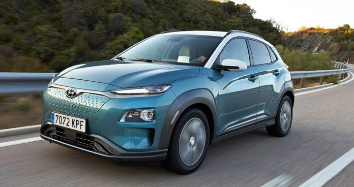 El Hyundai Kona Electric tiene un alcance más largo que el Chevy Bolt y cuesta lo mismo