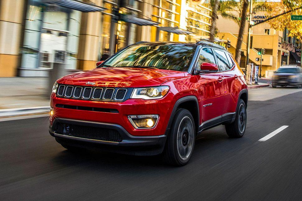 Jeep Compas Limited 2019