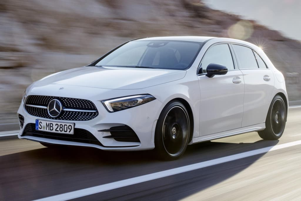 Mercedes Benz Clase A 2019