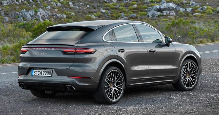 El Coupe Porsche Cayenne S 2020 tiene nuestra aprobación para ser tu próximo SUV
