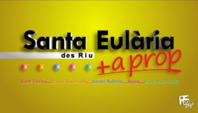 28/10 Santa Eulària + a Prop