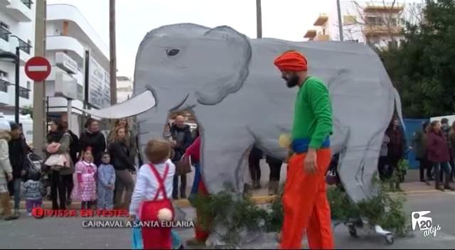 12/02 Eivissa en Festes: Carnaval a Santa Eulària