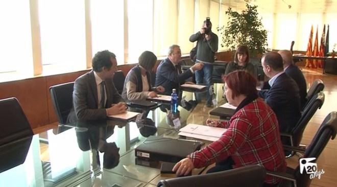 25/02 Armengol vol que els Consells gestionin l'aigua