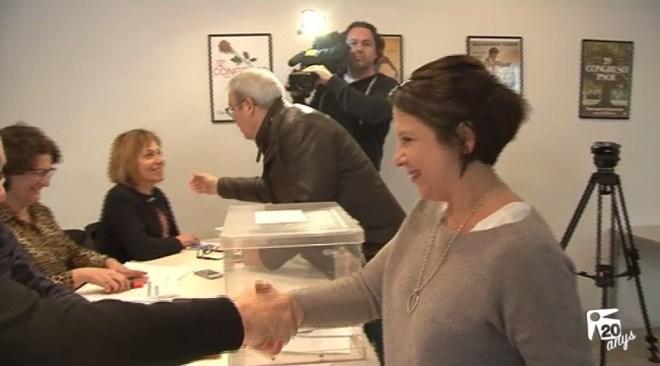 29/02 Els socialistes d'Eivissa donen el seu suport a Pedro Sánchez