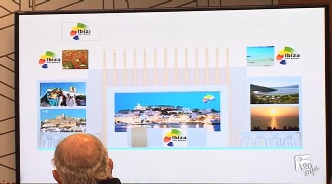03/03 Eivissa vol reconquerir el turista alemany a la ITB de Berlín