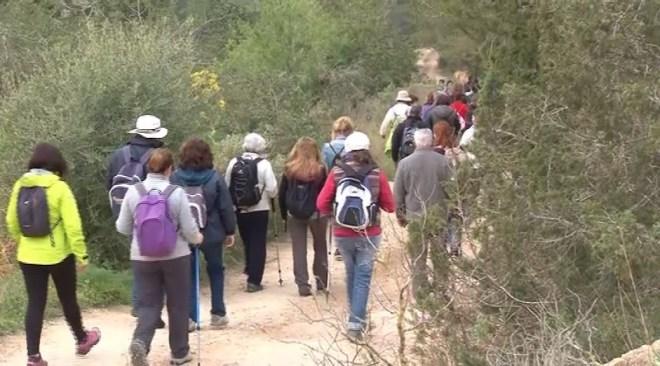 21/03 Sant Llorenç escenari de la segona excursió al municipi de Labritja