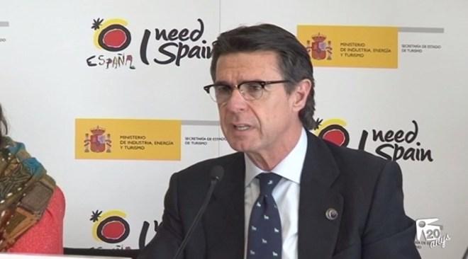 09/03 El ministre Soria culpa els hotelers del fracàs de l'Imserso