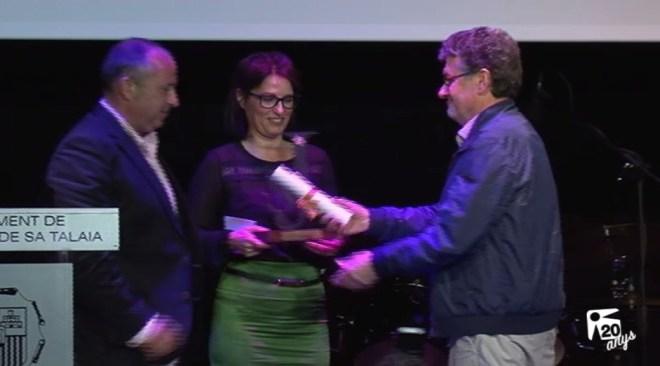 25/04 Premi a 20 anys d'Informatius en Català