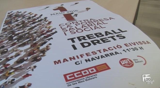 29/04 Primer de Maig, el camí cap a la derogació de la reforma laboral de PSOE/PP