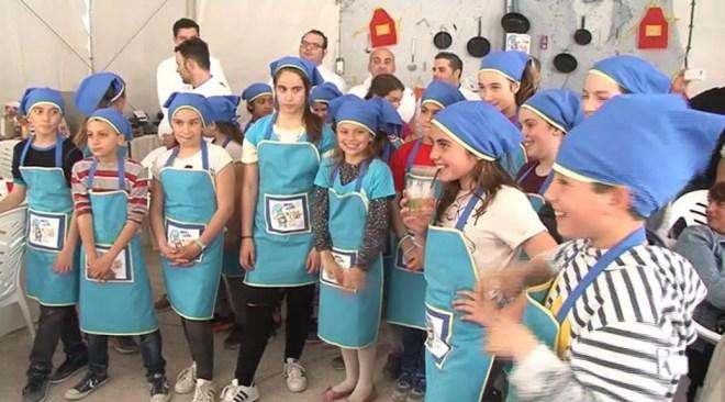 11/04 Aina Prats guanyadora del Mini Chef 2016