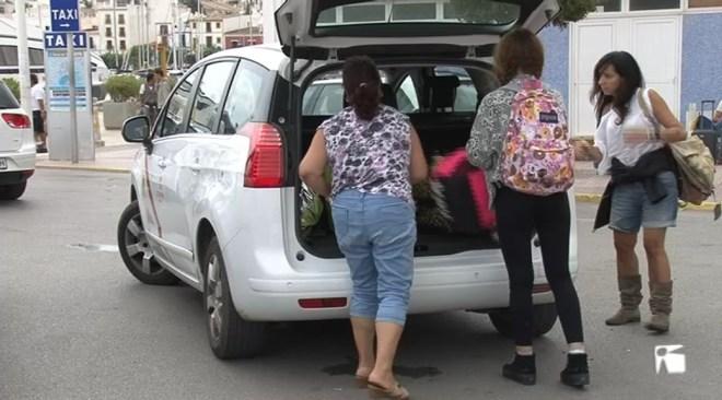 22/04 Vila ja té pla de llicències estacionals del taxi