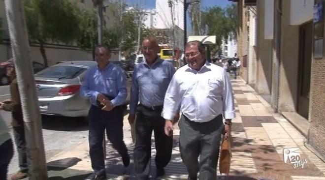 23/05 Sala i Gutiérrez tranquils per la gestió del 'Cas Pàquing'