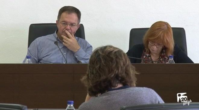 26/05 Llum verda a la normativa d'estalvi d'aigua a Sant Josep