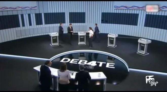 14/06 Els candidats balears analitzen el debat