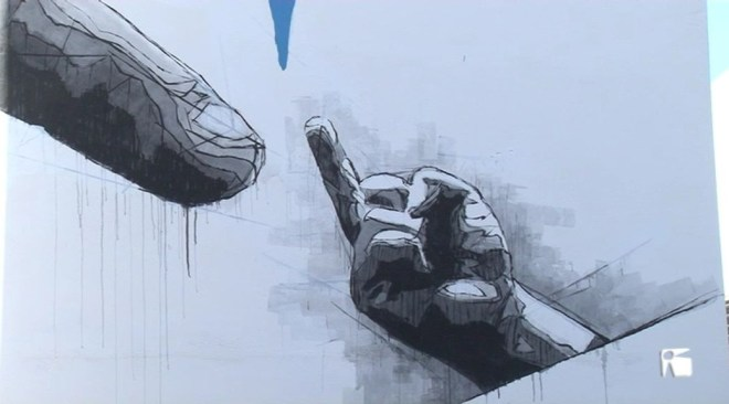 11/07 Polèmic mural a Sant Antoni